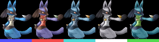 how to change background color in pages - Lucario SSBB