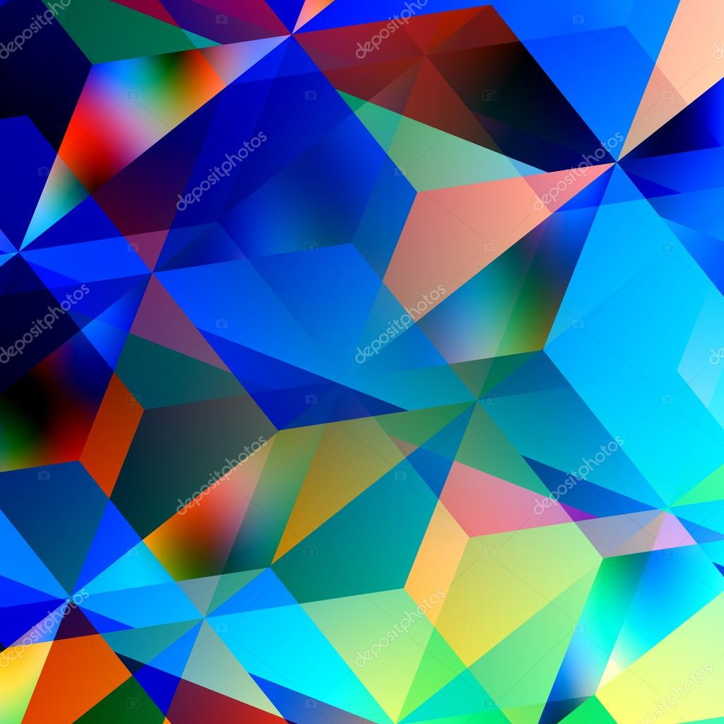 html page background color - stock photo geometric abstract background blue mosaic