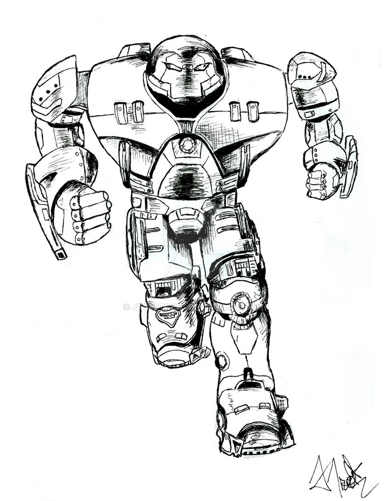 23 Hulkbuster Coloring Pages Pictures | FREE COLORING ...