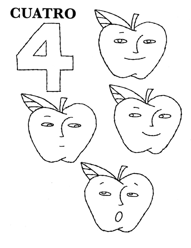 hungry caterpillar coloring page - coloring pages numbers 1 20
