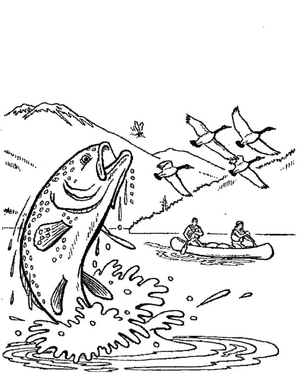 hunting coloring pages - hunting