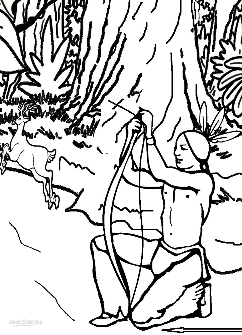 27 Hunting Coloring Pages Collections | FREE COLORING PAGES - Part 2