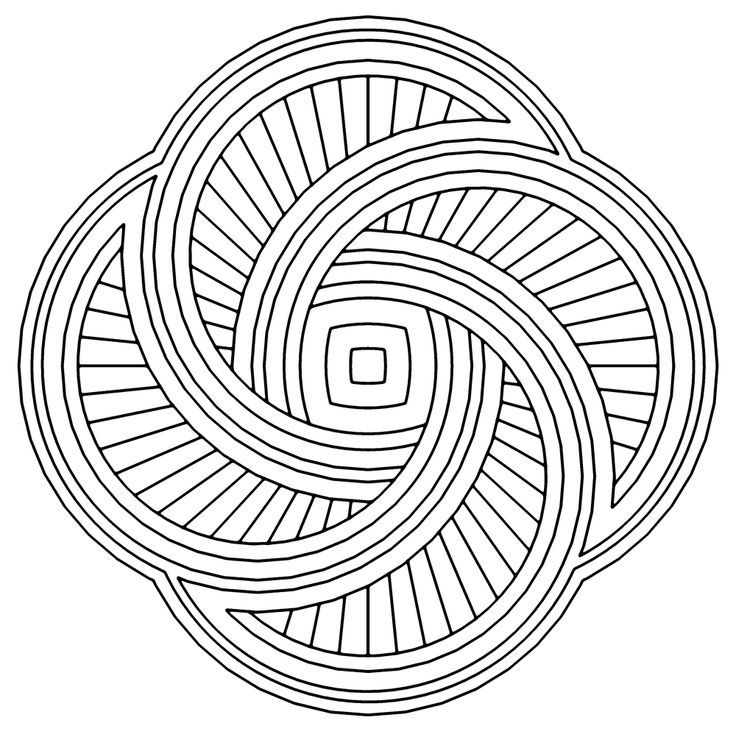 hurricane coloring pages - mandala coloring pages