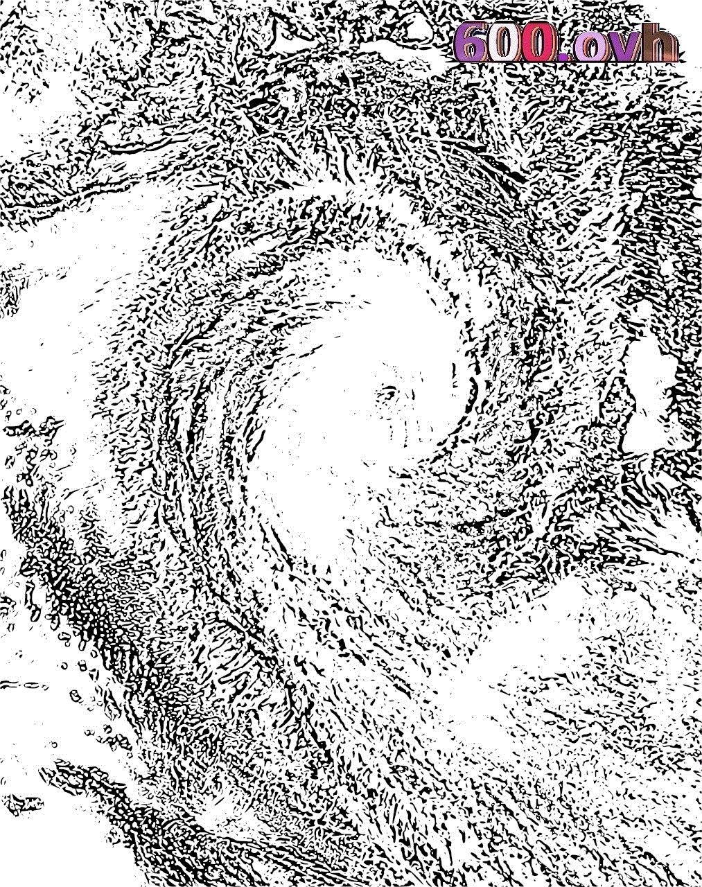 hurricane coloring pages - hurricane coloring