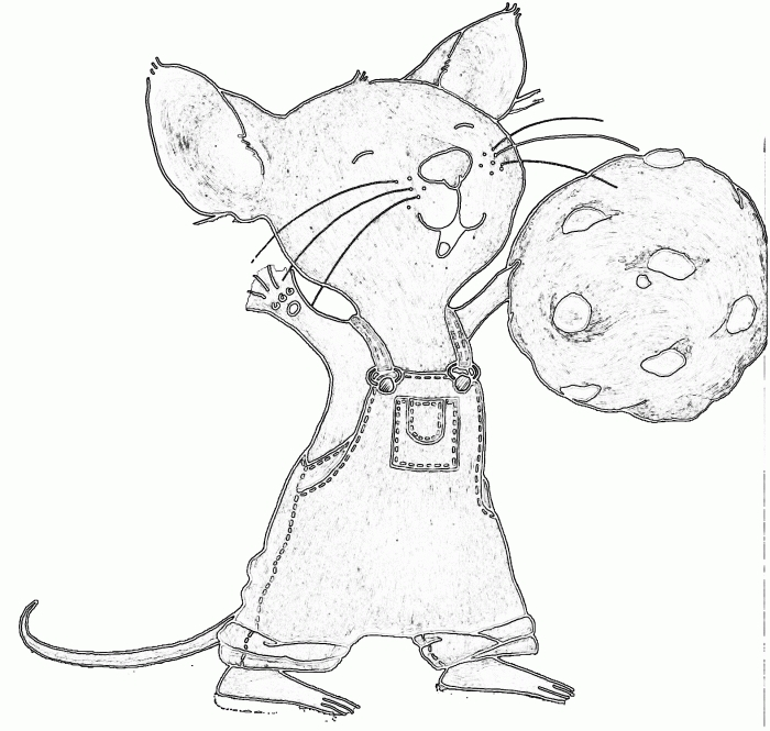 if you give a mouse a cookie coloring pages - if you give a mouse a cookie coloring pages