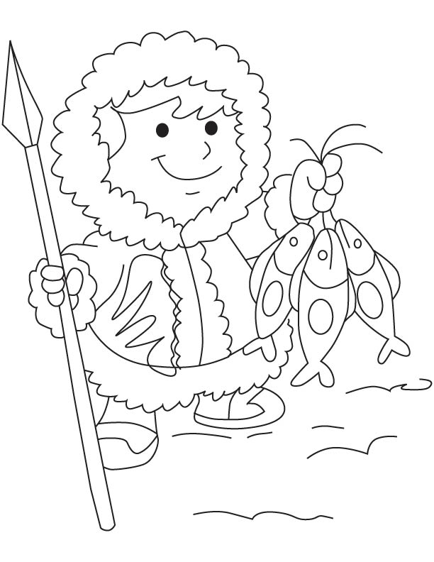 23 Igloo Coloring Page Compilation | FREE COLORING PAGES - Part 2