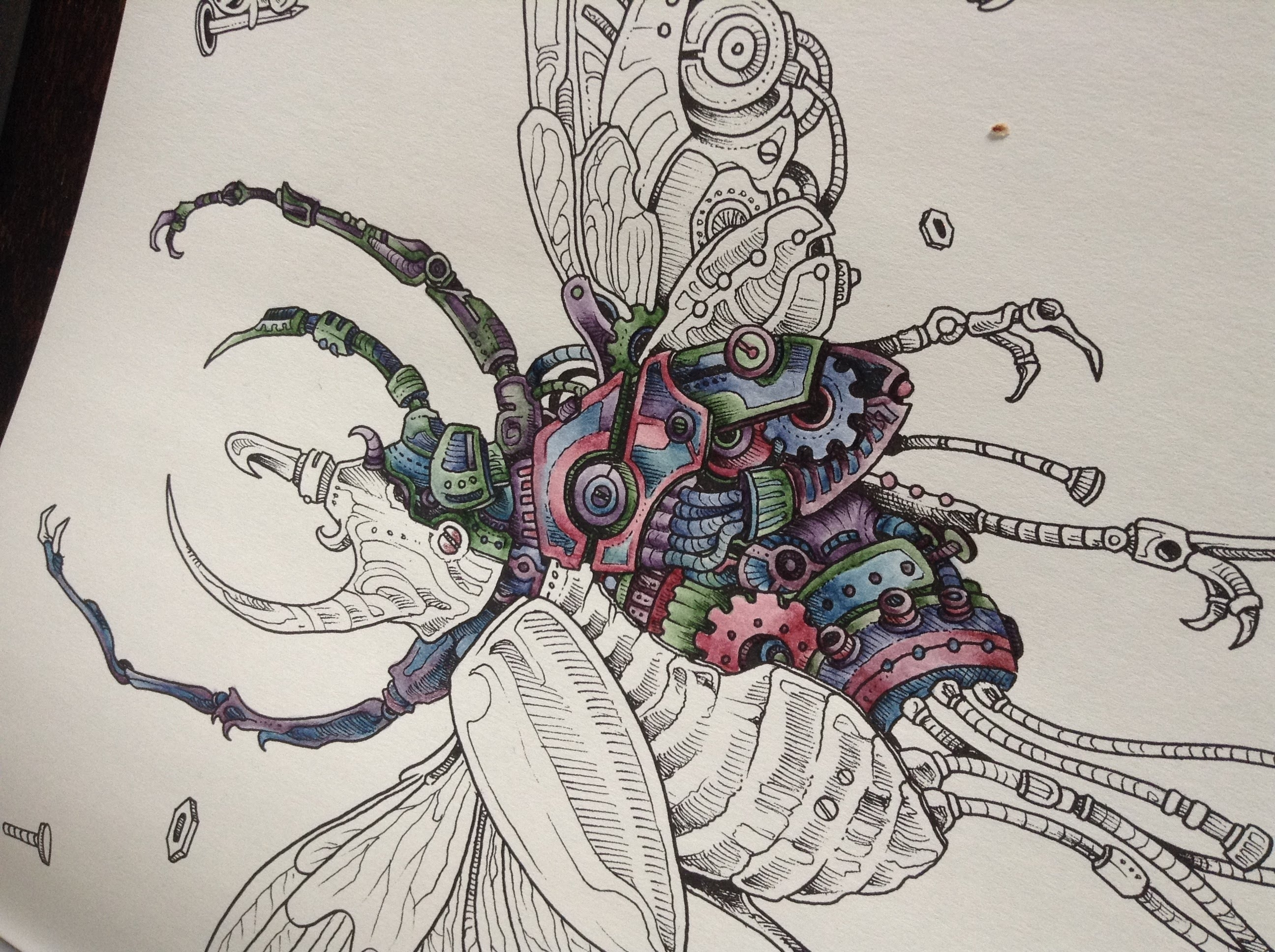 imagimorphia coloring pages - watch v=LxFYyxa1ZZI