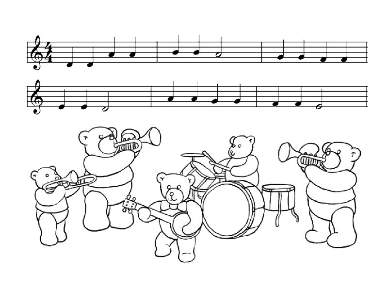 Instrument Coloring Pages - Musical Instruments Coloring Pages Bestofcoloring
