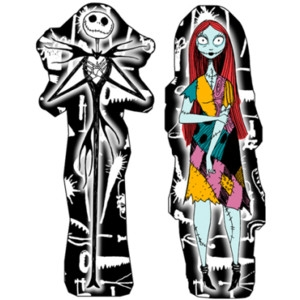 jack and sally coloring pages - thing id=