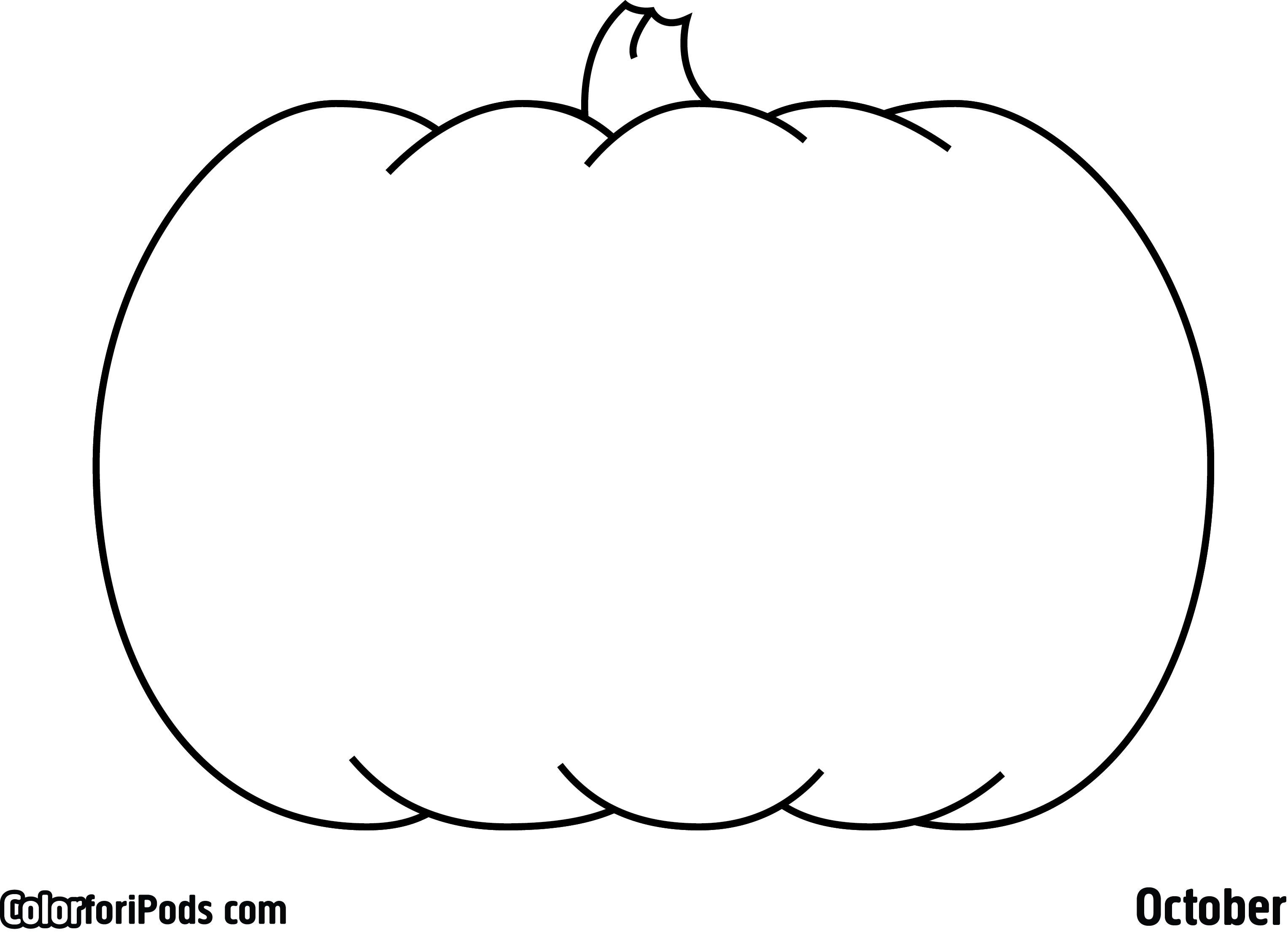 jack o lantern coloring page - free coloring pages