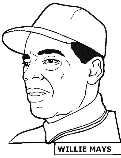jackie robinson coloring page - jackie robinson coloring page regarding motivate to color an images