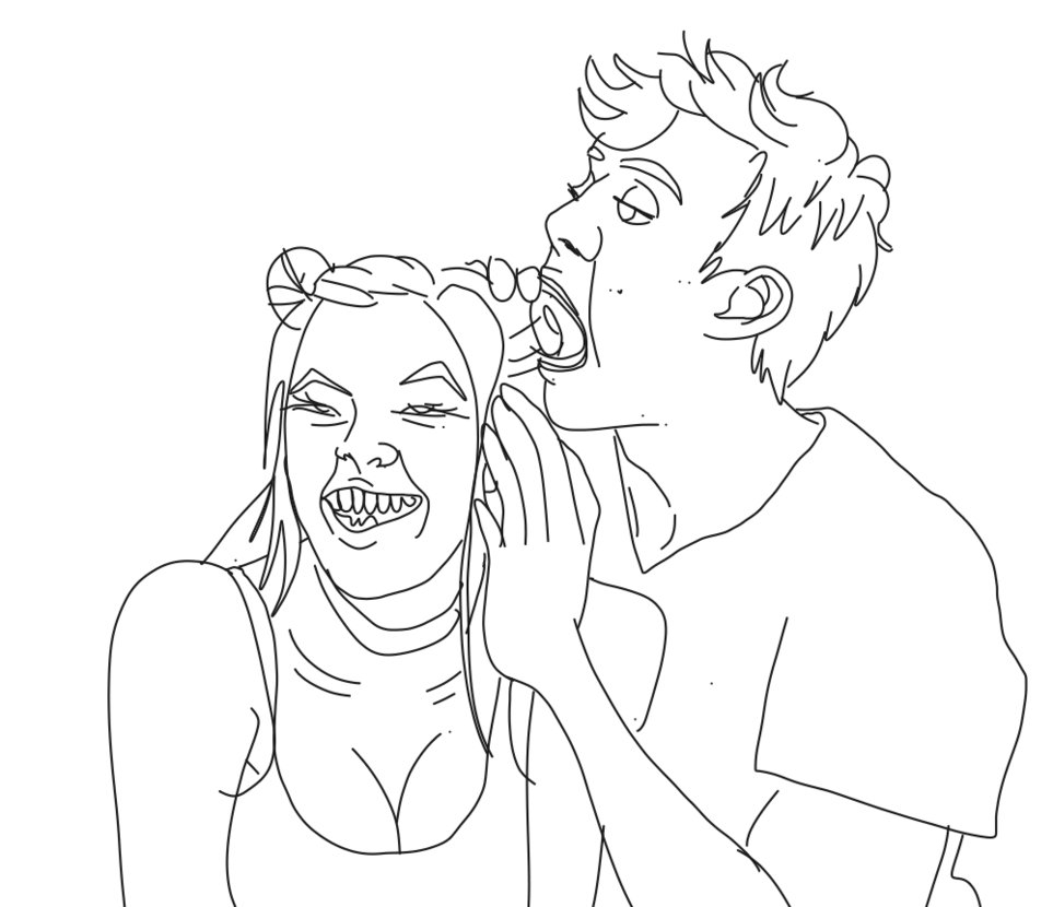 jake paul coloring pages - lord jake paul and some girl