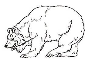 jan brett coloring pages - the mitten main page