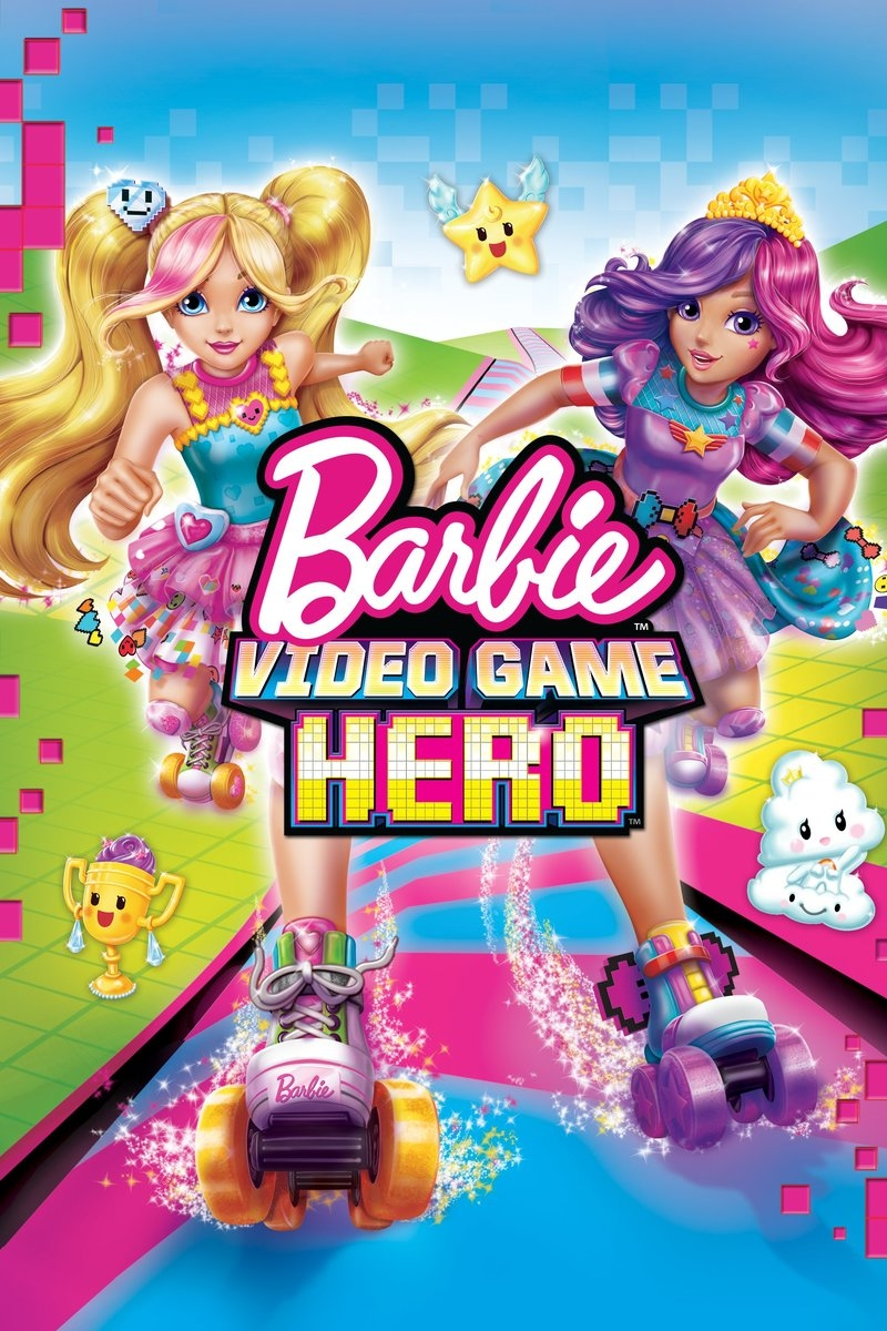 jason coloring pages - barbie video game hero