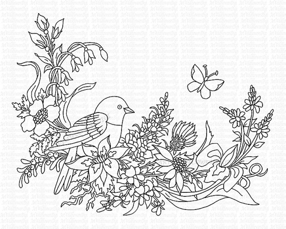 jason coloring pages - coloriage oiseau pour adulte