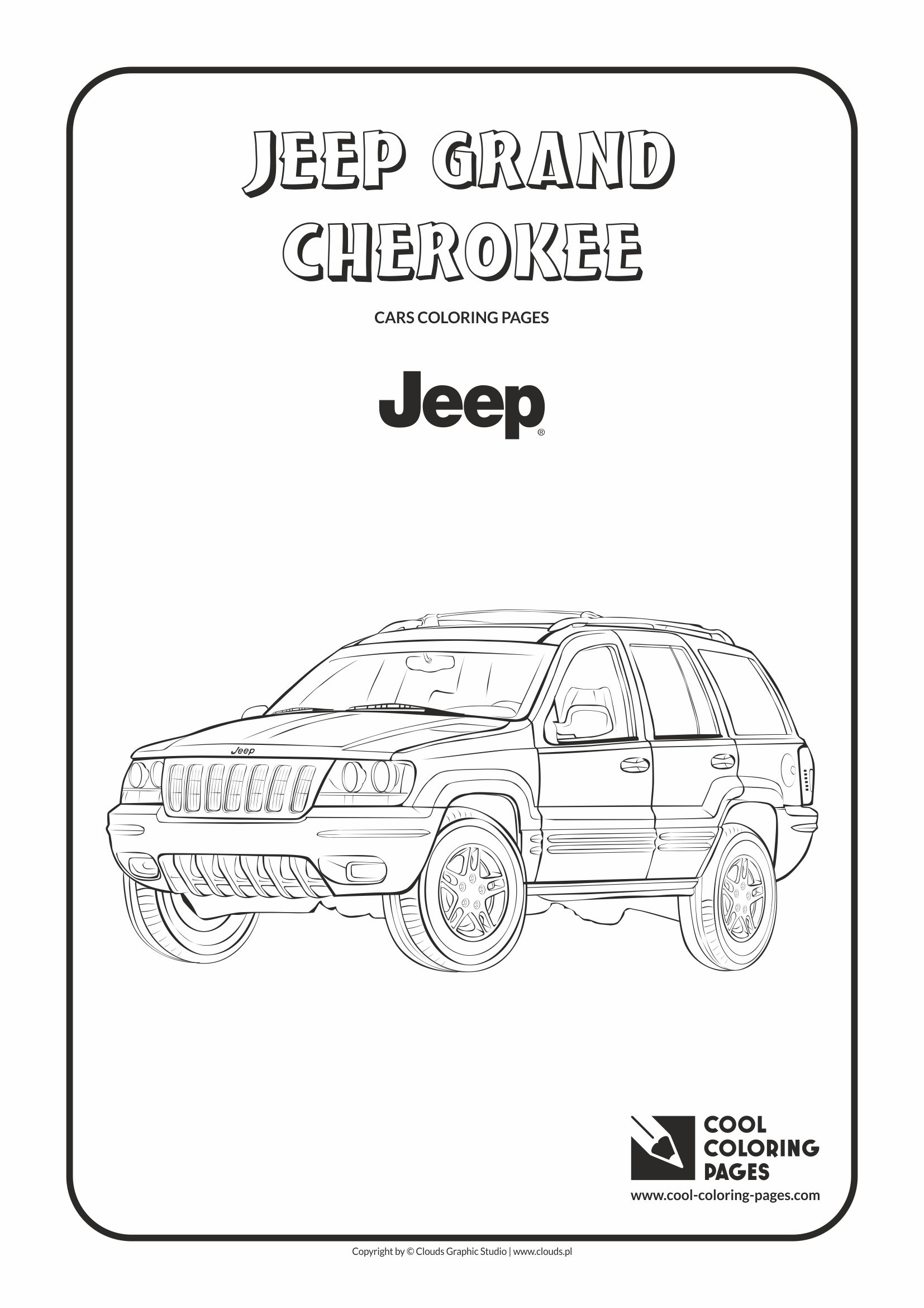 25 jeep coloring pages printable