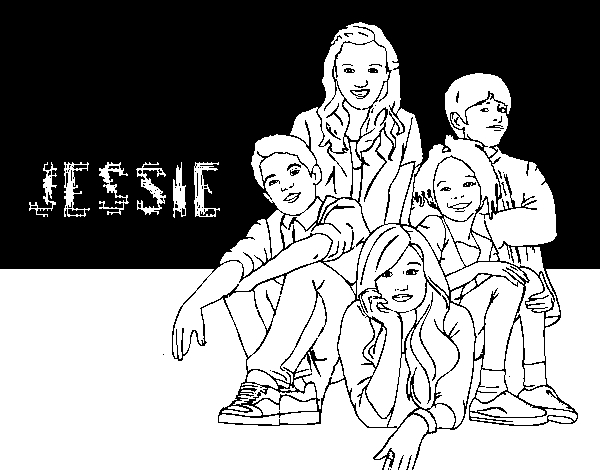 jessie coloring pages - disney jessie toy story coloring pages