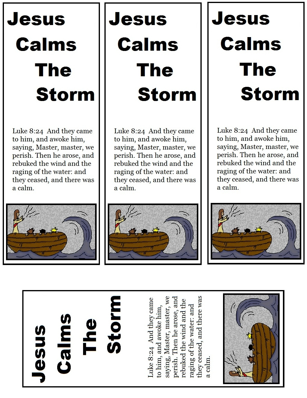 jesus calms the storm coloring page - jesus calms the storm sunday school lesson