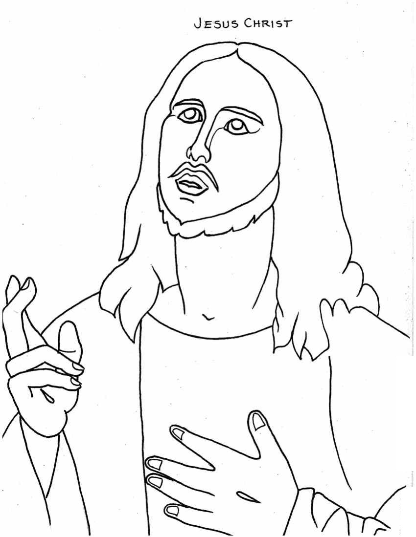 23 Jesus Coloring Pages Printable Free Coloring Pages Part 3