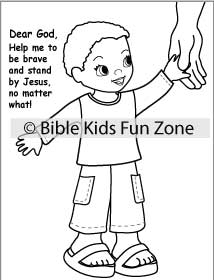 jesus loves me coloring page -