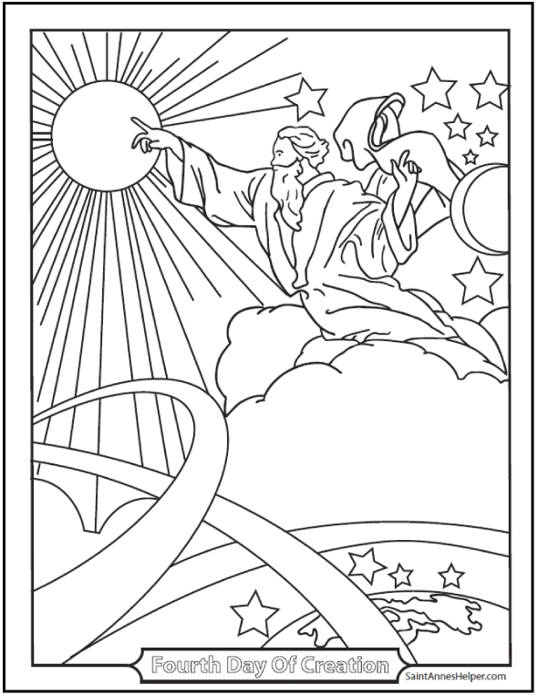 25 Jesus the Good Shepherd Coloring Pages Printable | FREE COLORING ...