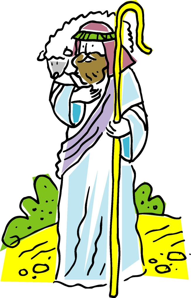 jesus the good shepherd coloring pages -