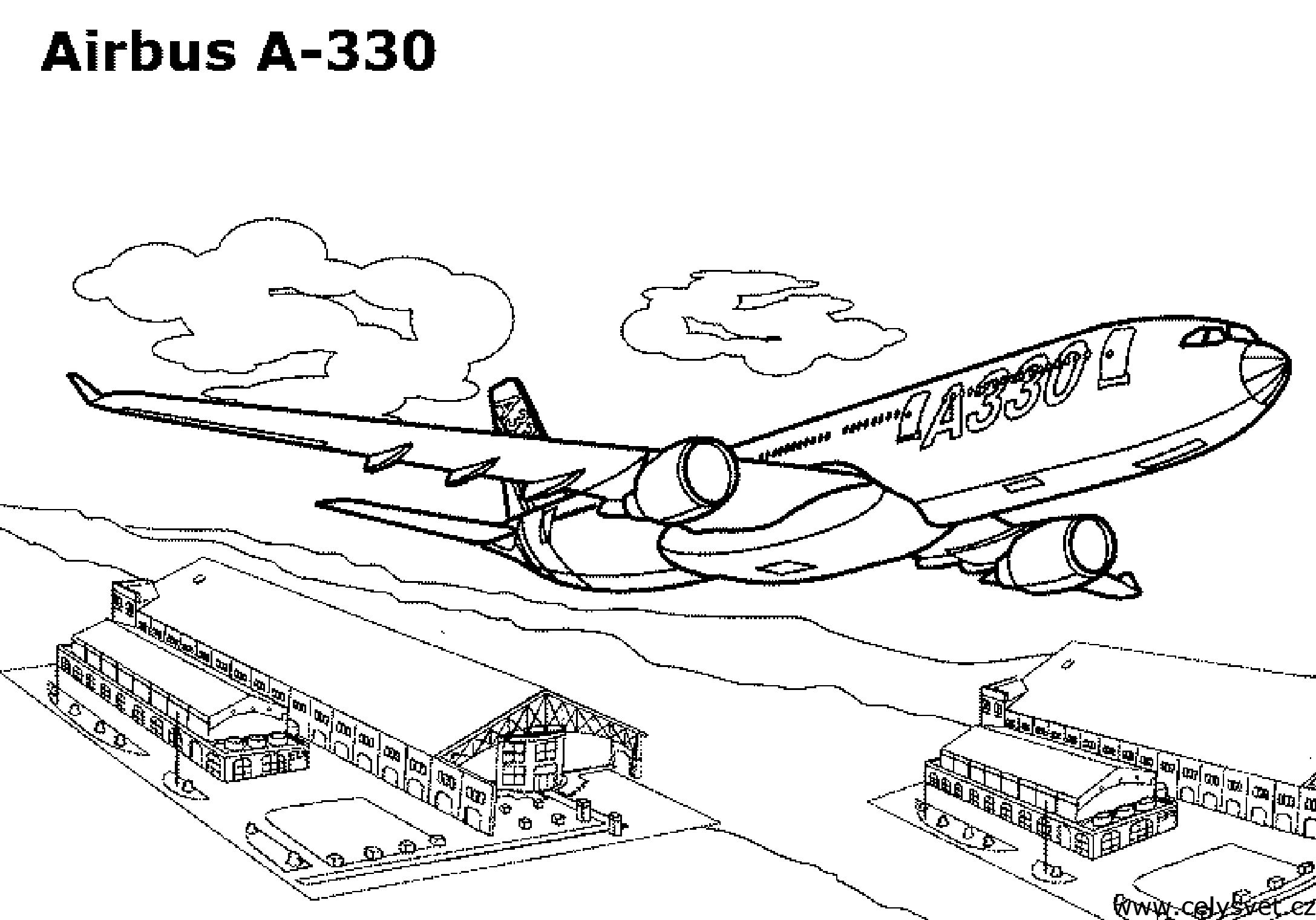 jet coloring pages - coloring pages print c=644