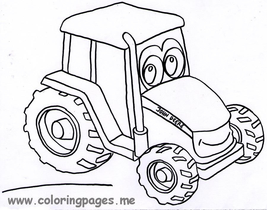 John Deere Coloring Pages - John Deere Coloring Page Az Coloring Pages