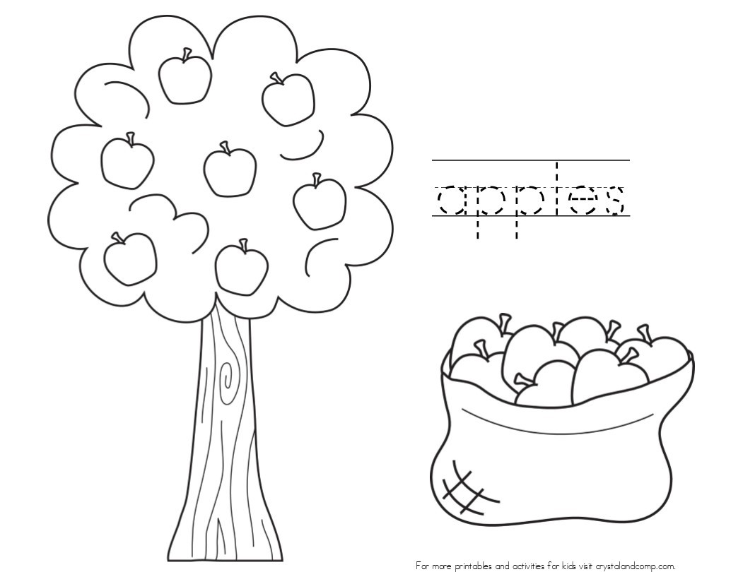 johnny appleseed coloring page - kid color pages johnny appleseed