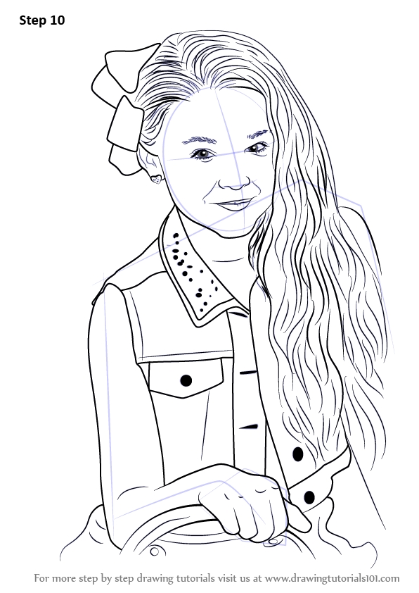 Jojo Siwa Coloring Pages - Coloring Pages Jojo Siwa Coloring Pages