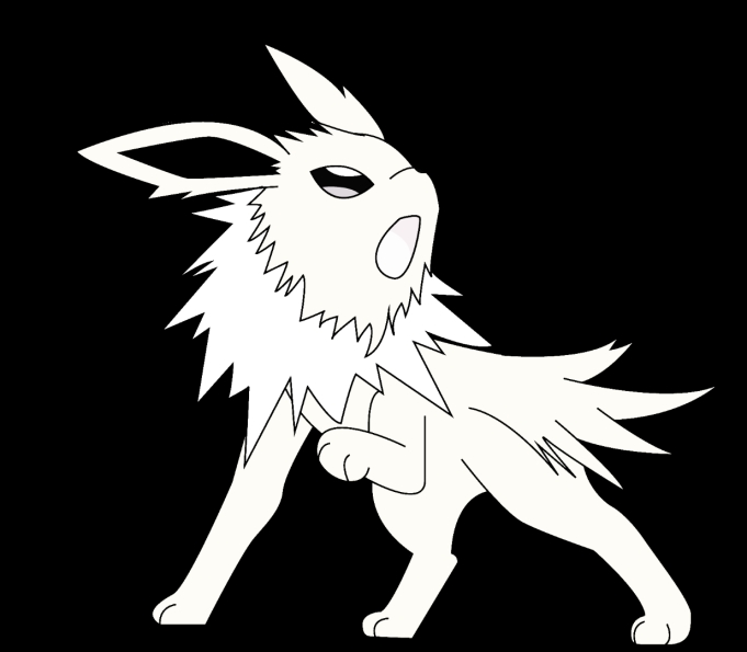 jolteon coloring pages - jolteon