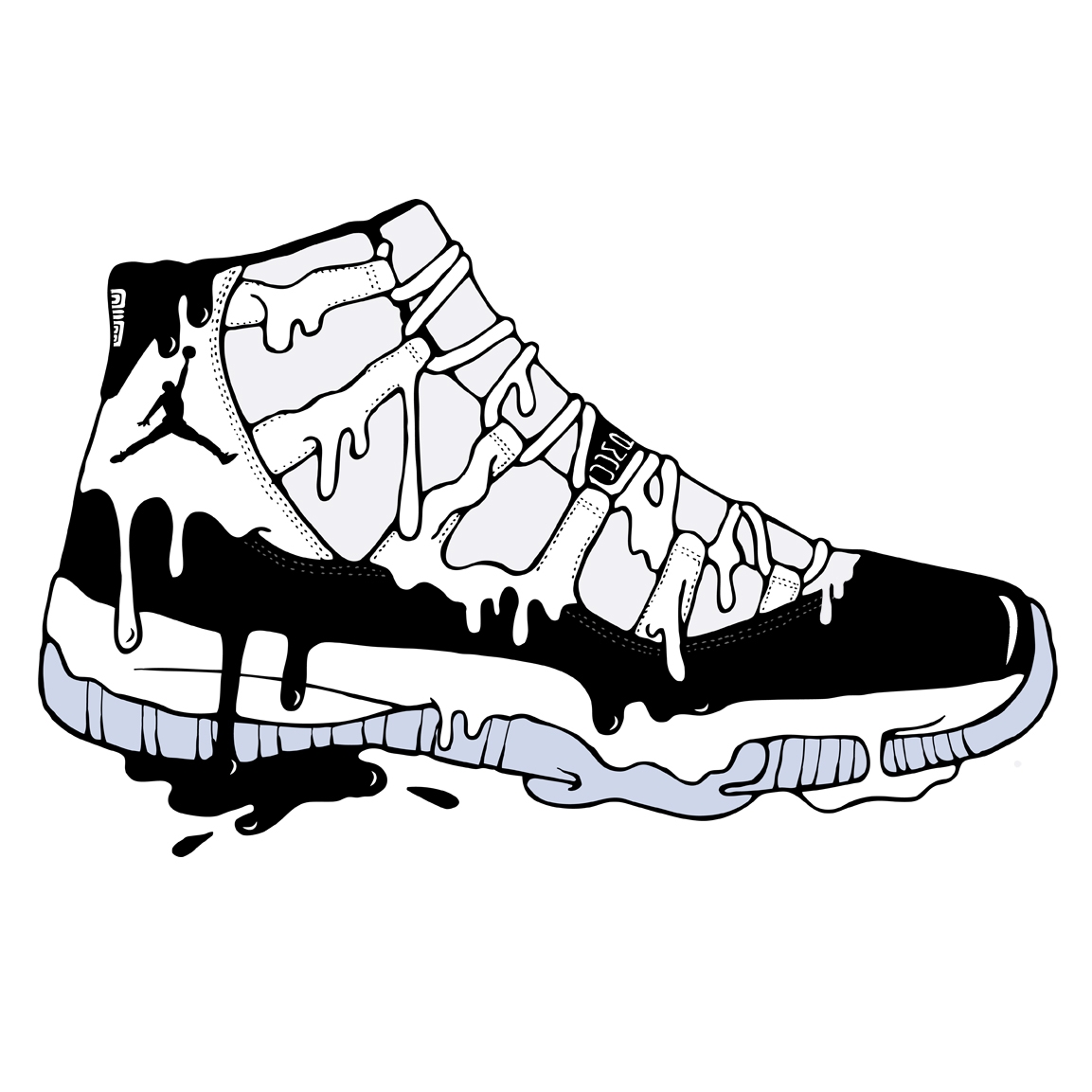 28 Jordan 11 Coloring Page Pictures | FREE COLORING PAGES