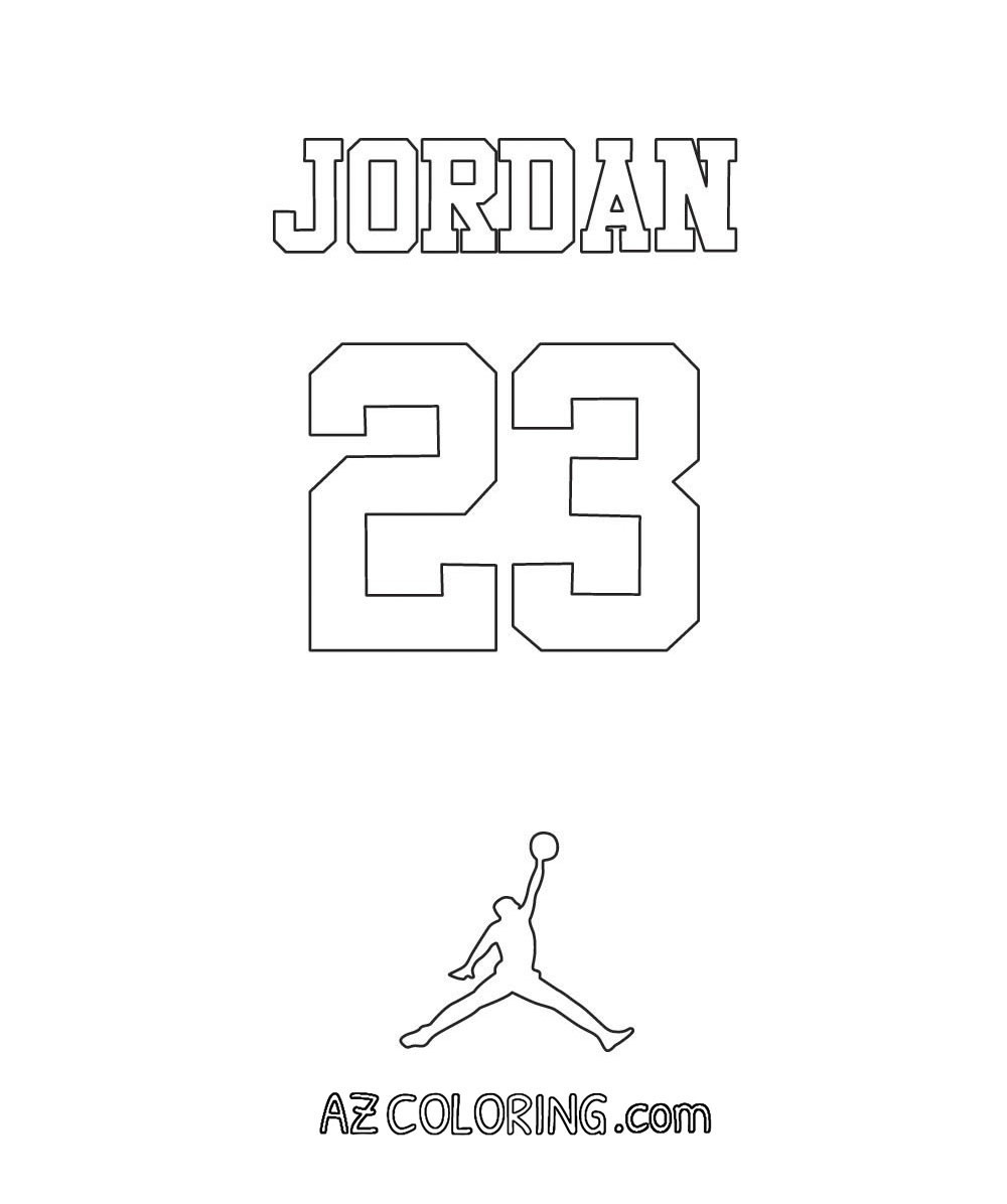 jordan coloring pages - album=michael jordan coloring pages