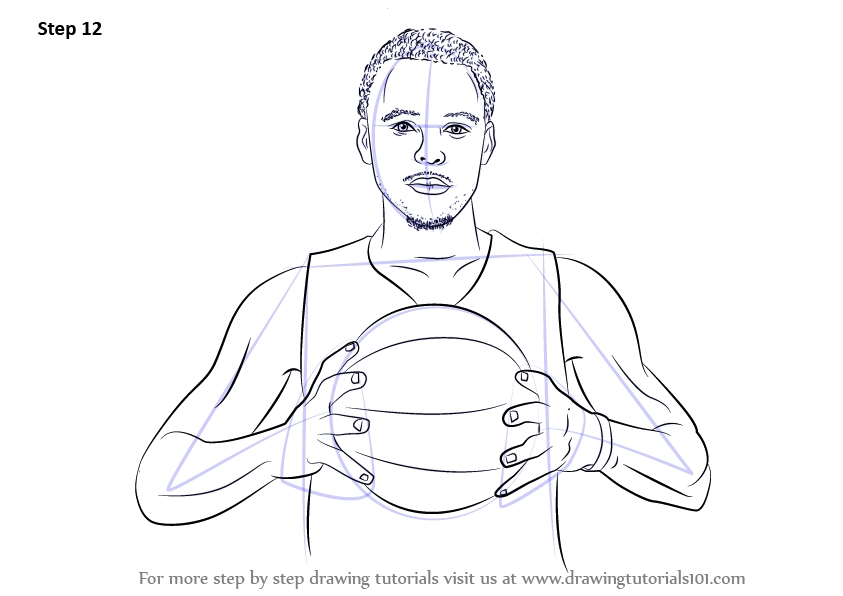 jordan shoes coloring pages - how to draw stephen curry