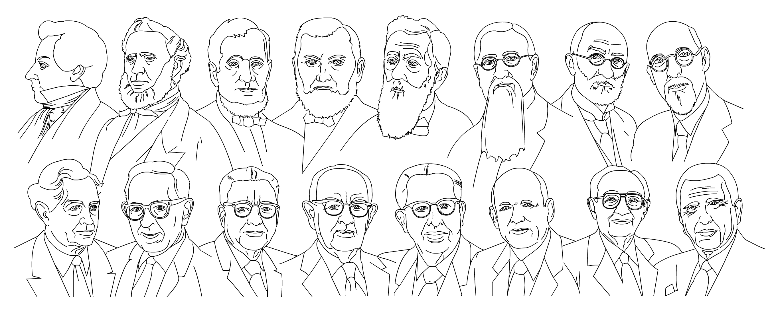 joseph smith coloring pages - prophets clip art