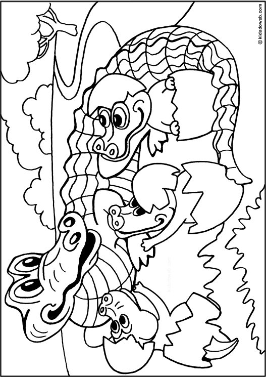 jungle book coloring pages - coloriages animaux index