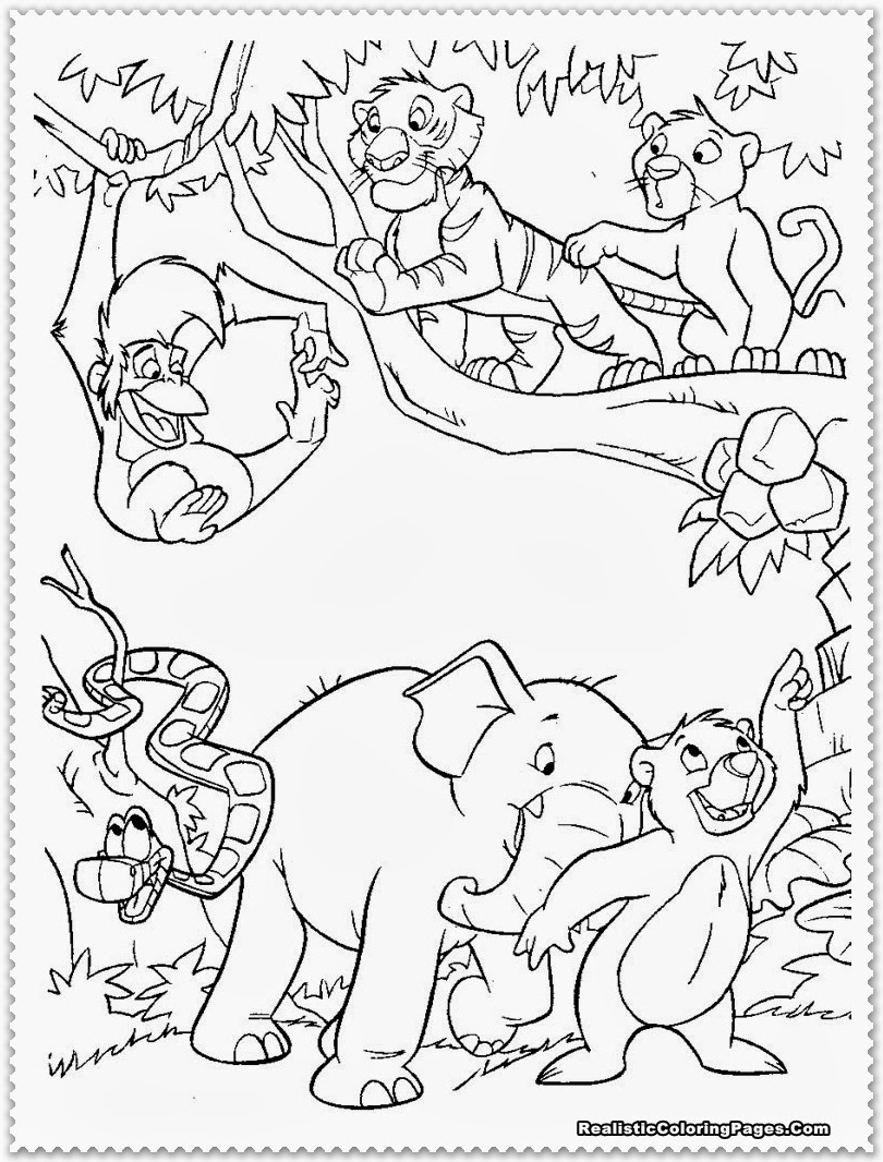 23 jungle coloring pages collections free coloring pages part 2