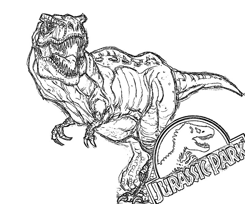 jurassic park coloring pages - q=jurassic park 3