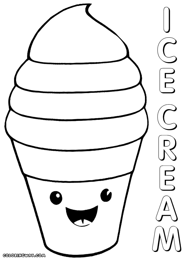27 Kawaii Food Coloring Pages Collections Free Coloring Pages Part 2