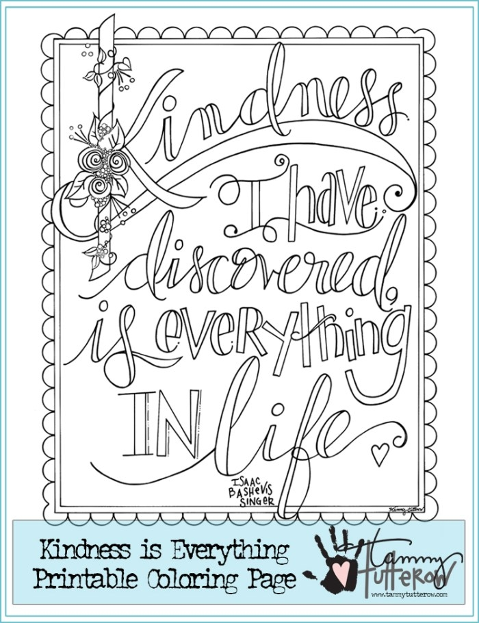 kindness coloring pages - coloring page kindness