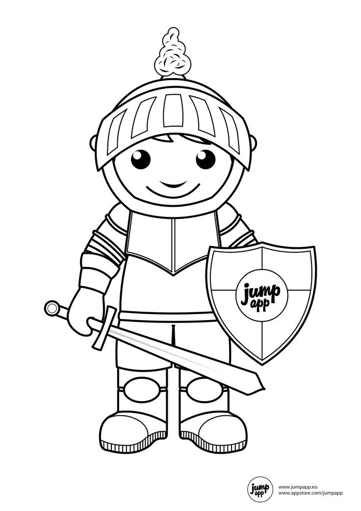 knight coloring pages - knights coloring pages