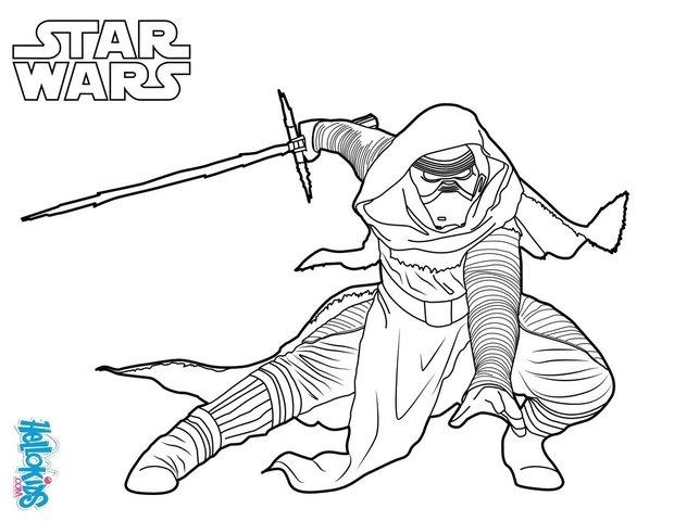 kylo ren coloring page - star wars kylo ren coloring pages sketch templates