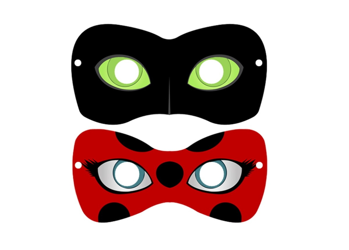 ladybug and cat noir coloring pages - E