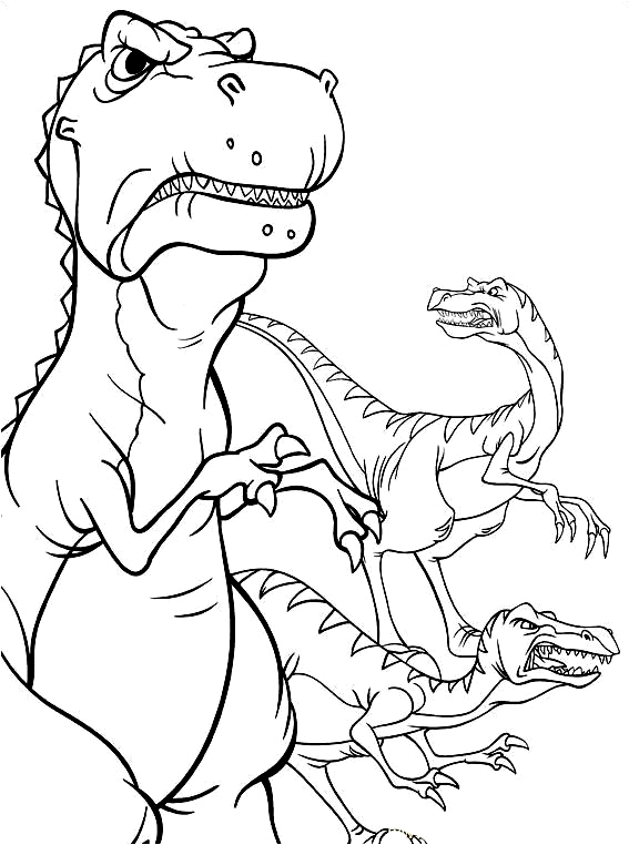 land before time coloring pages - the land before time