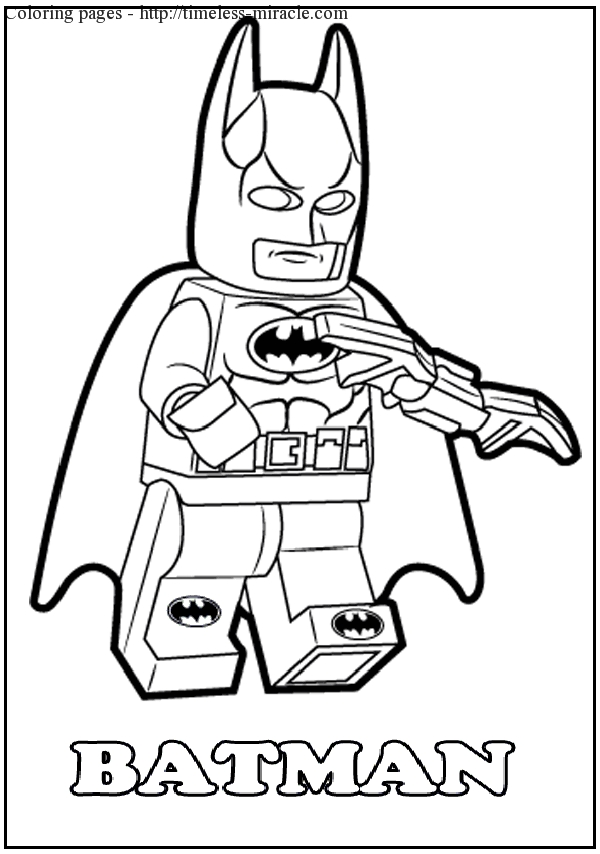 Sizzling image throughout lego batman printable coloring pages