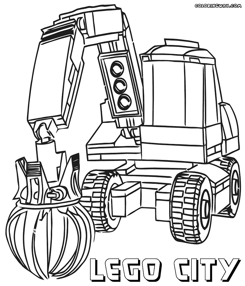 28 Lego City Coloring Pages Selection Free Coloring Pages Part 2