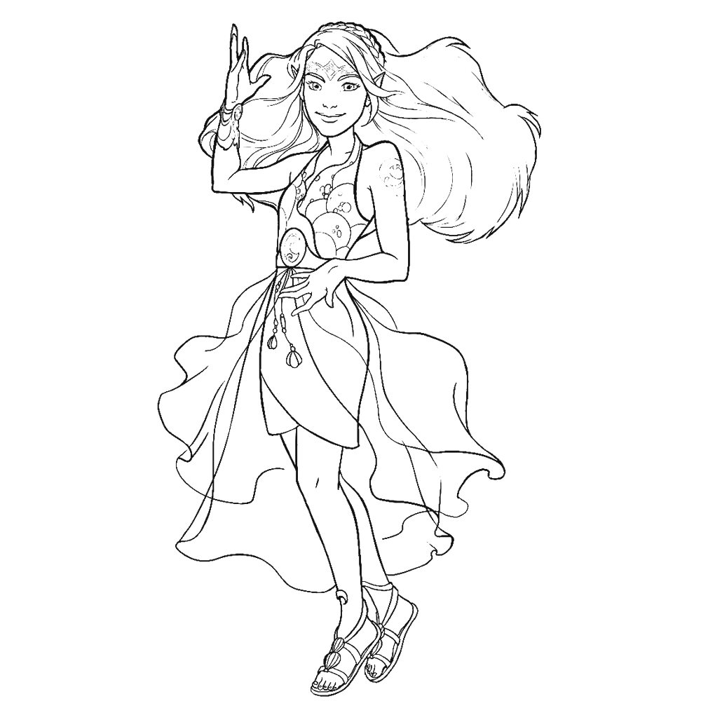 lego elves coloring pages - lego elves emily coloring pages sketch templates
