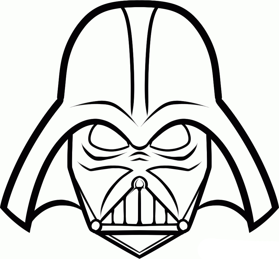 lego friends coloring pages - star wars darth vader coloring pages