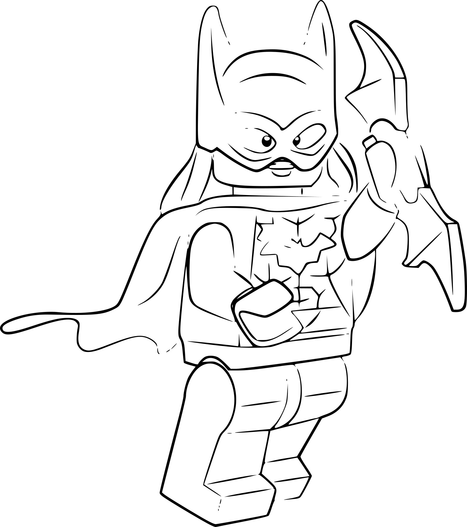 lego iron man coloring pages - coloriage lego batgirl