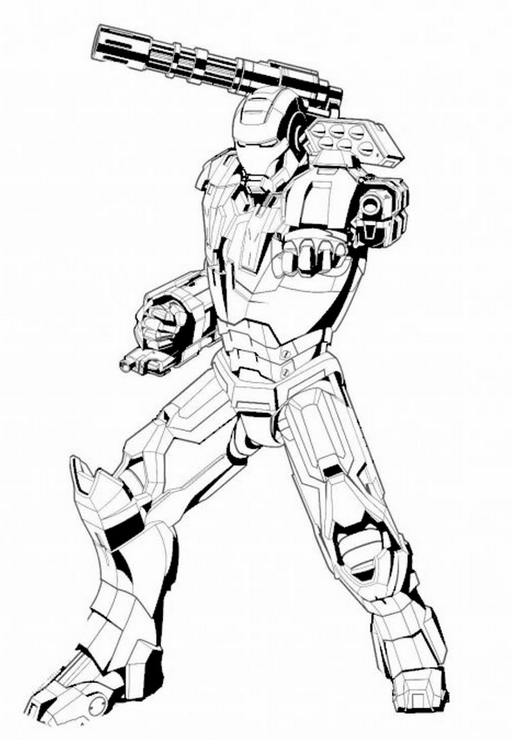 lego man coloring page - 9